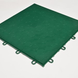 Dynotile Racing Green - 302mm x 302mm x 9.5mm